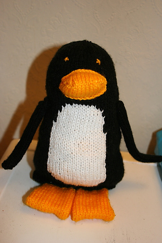 Mike's Penguin