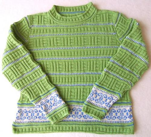 Von der Kunst, einen passenden Pullover zu stricken – Teil 11a: Halsausschnitte I